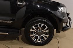 2016 Ford Ranger Wildtrak PX MkII 4X4 Dual Range Black Mica