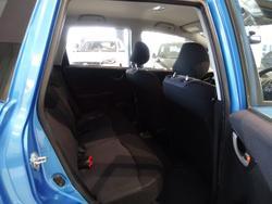 2011 Honda Jazz VTi GE MY11 Blue