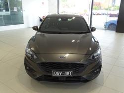 2019 Ford Focus ST-Line SA MY19.75 Grey