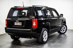 2011 Jeep Patriot Sport MK MY11 4X4 On Demand Black