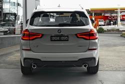 2021 BMW X3 xDrive20d G01 4X4 Constant Alpine White