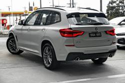 2021 BMW X3 xDrive20d G01 4X4 Constant White