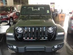 2021 Jeep Gladiator Night Eagle JT MY21 V2 4X4 On Demand Green