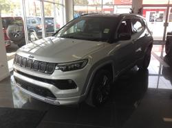 2021 Jeep Compass S-Limited M6 MY21 4X4 On Demand Grey