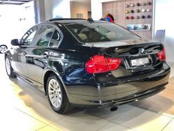 2009 BMW 3 Series 320i Executive E90 MY10 Sapphire Black