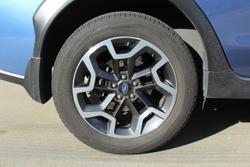 2017 Subaru XV 2.0i-S G4X MY17 AWD Blue