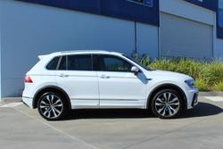 2016 Volkswagen Tiguan 162TSI Highline 5N MY17 Four Wheel Drive White