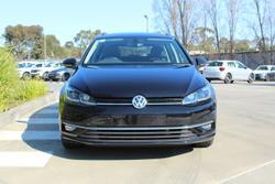2018 Volkswagen Golf 110TSI Highline 7.5 MY18 Black