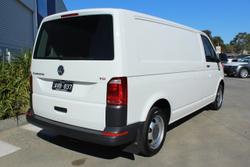 2018 Volkswagen Transporter TDI400 T6 MY18 White