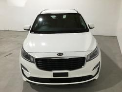 2018 Kia Carnival S YP MY19 Clear White