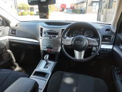 2011 Subaru Outback 2.5i Touring 4GEN MY11 AWD Satin White Pearl