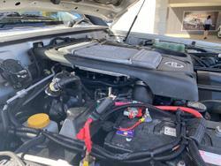 2012 Nissan Patrol ST GU 6 Series II 4X4 Dual Range Platinum