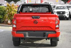 2021 Nissan Navara PRO-4X D23 4X4 Dual Range Red