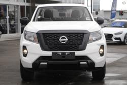 2021 Nissan Navara SL D23 White
