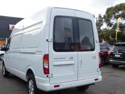 2021 LDV V80 (No Series) White