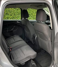 2015 Ford Kuga Ambiente TF MkII MY16 Moondust Silver