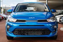 2021 Kia Rio S YB MY22 Blue