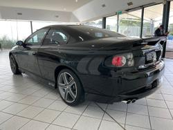 2003 Holden Special Vehicles Coupe GTO LE V2 Series 3 Black