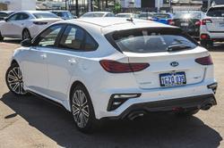 2020 Kia Cerato GT BD MY20 White