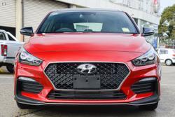 2021 Hyundai i30 N Line Premium PD.V4 MY21 Red