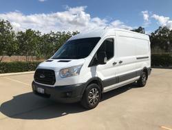 2015 Ford Transit 350L VO White