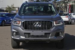 2021 LDV T60 PRO SK8C 4X4 Dual Range Drive Type: Lava Grey