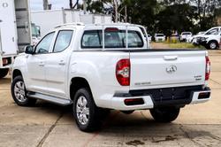 2021 LDV T60 PRO SK8C 4X4 Dual Range Drive Type: Blanc White