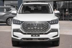 2021 SsangYong Rexton ELX Y450 MY21 4X4 Dual Range Drive Type: Grand White