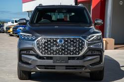 2021 SsangYong Rexton Ultimate Y450 MY21 4X4 Dual Range Drive Type: Marble Grey