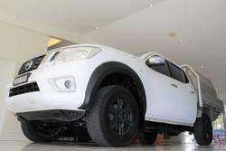 2016 Nissan Navara RX D23 4X4 Dual Range White