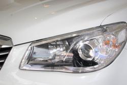 2015 Holden Calais V VF Series II MY16 White