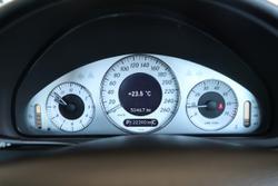 2006 Mercedes-Benz CLK-Class CLK200 Kompressor Avantgarde A209 MY06 Black