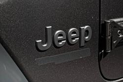 2021 Jeep Wrangler Unlimited Night Eagle JL MY21 4X4 Dual Range Grey