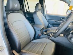 2021 Volkswagen Amarok TDI580 W580S 2H MY21 4X4 Constant White