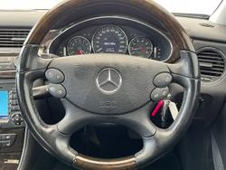 2007 Mercedes-Benz CLS-Class CLS350 C219 MY07 Silver
