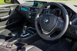 2017 BMW 1 Series 118d Sport Line F20 LCI Blue