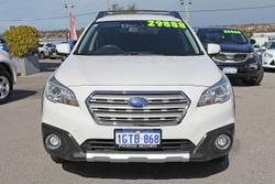 2015 Subaru Outback 2.5i 5GEN MY15 AWD White