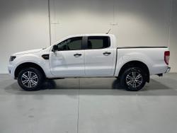 2020 Ford Ranger XL PX MkIII MY20.75 4X4 Dual Range White