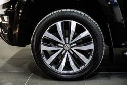 2020 Volkswagen Amarok TDI580 Ultimate 2H MY20 4X4 Constant Black