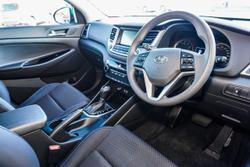 2017 Hyundai Tucson Active TL2 MY18 Blue