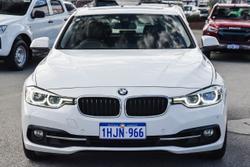 2015 BMW 3 Series 330i Sport Line F30 LCI White