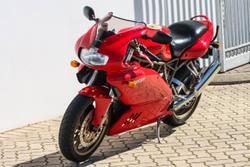 1998 DUCATI 900SS FULL FAIRING Red