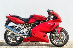 Ducati 900SS Full Fairing