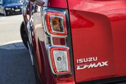 2020 Isuzu D-MAX X-TERRAIN MY21 4X4 Dual Range Red