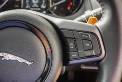 2017 Jaguar F-TYPE S X152 MY17 Black