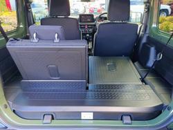 2021 Suzuki Jimny GLX GJ 4X4 Dual Range Green