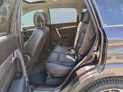 2017 Holden Captiva LTZ CG MY17 AWD Brown