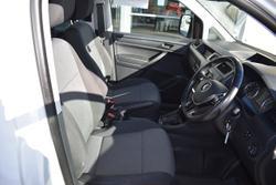 2015 Volkswagen Caddy TSI220 2KN MY16 White