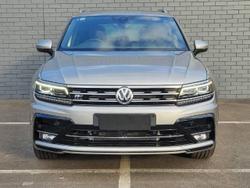 2020 Volkswagen Tiguan 162TSI Highline 5N MY20 Four Wheel Drive SILVER