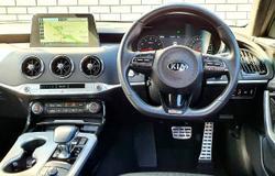 2019 Kia Stinger GT CK MY19 BLACK